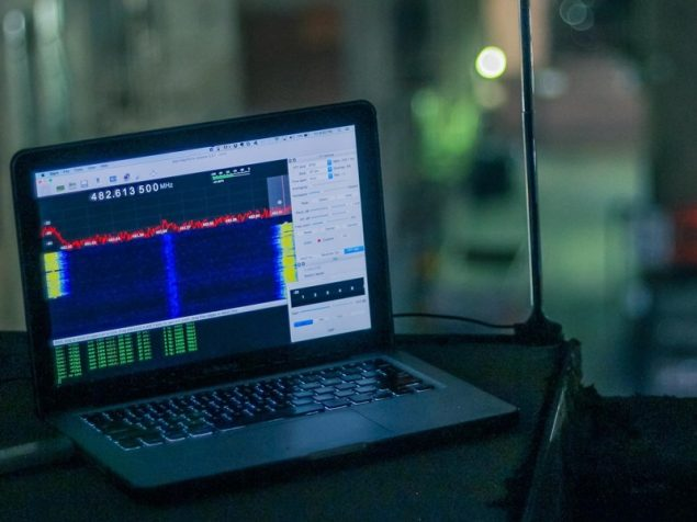Building a Radio Listening Station to Decode Digital Audio & Police