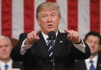 Trump speech to Congress promises 'renewal of American spirit'