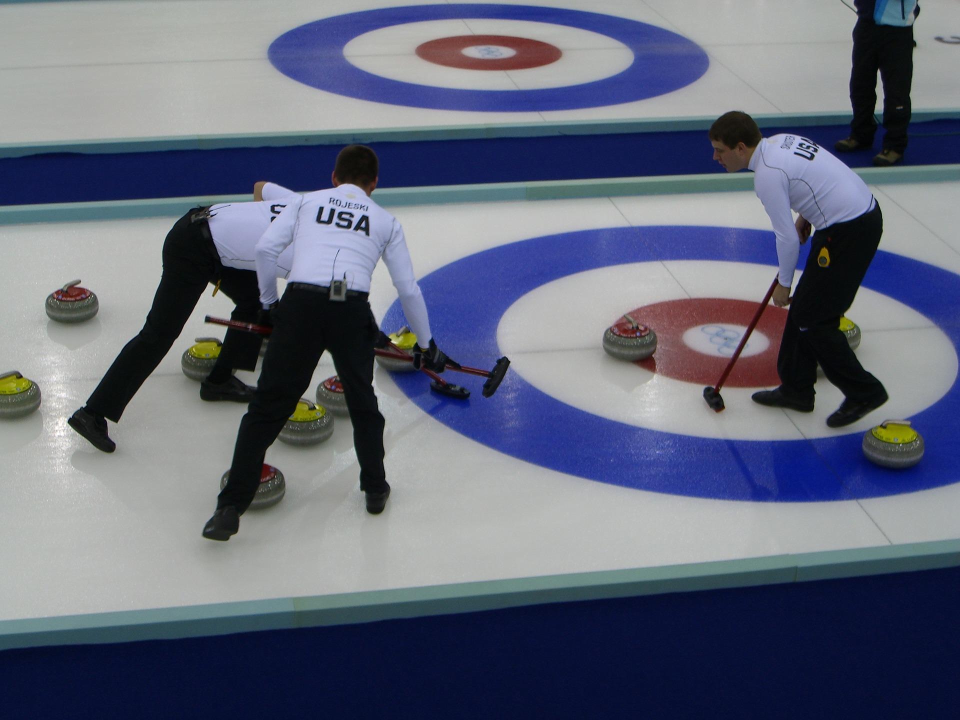 GB v Sweden curling semi-final