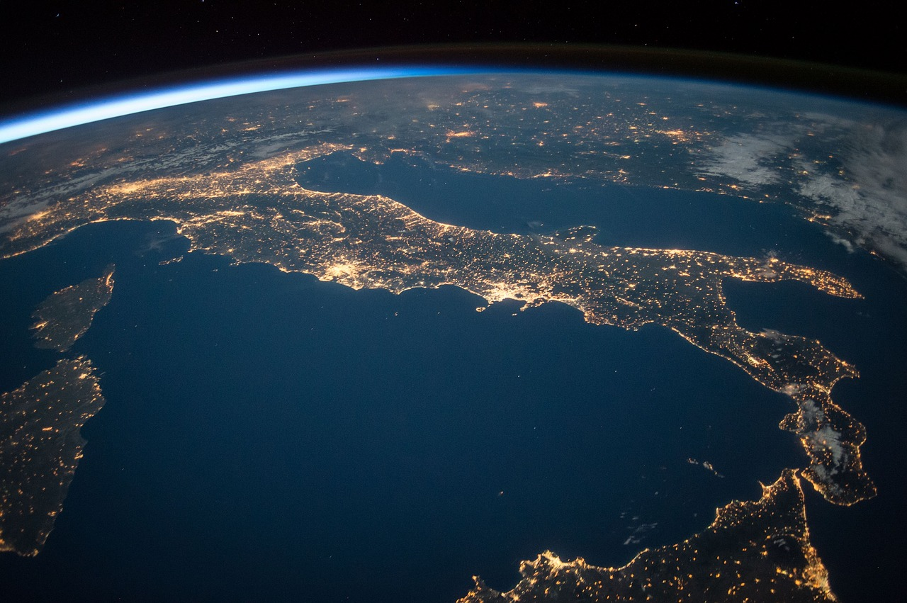 NASA Live Stream – Earth From Space