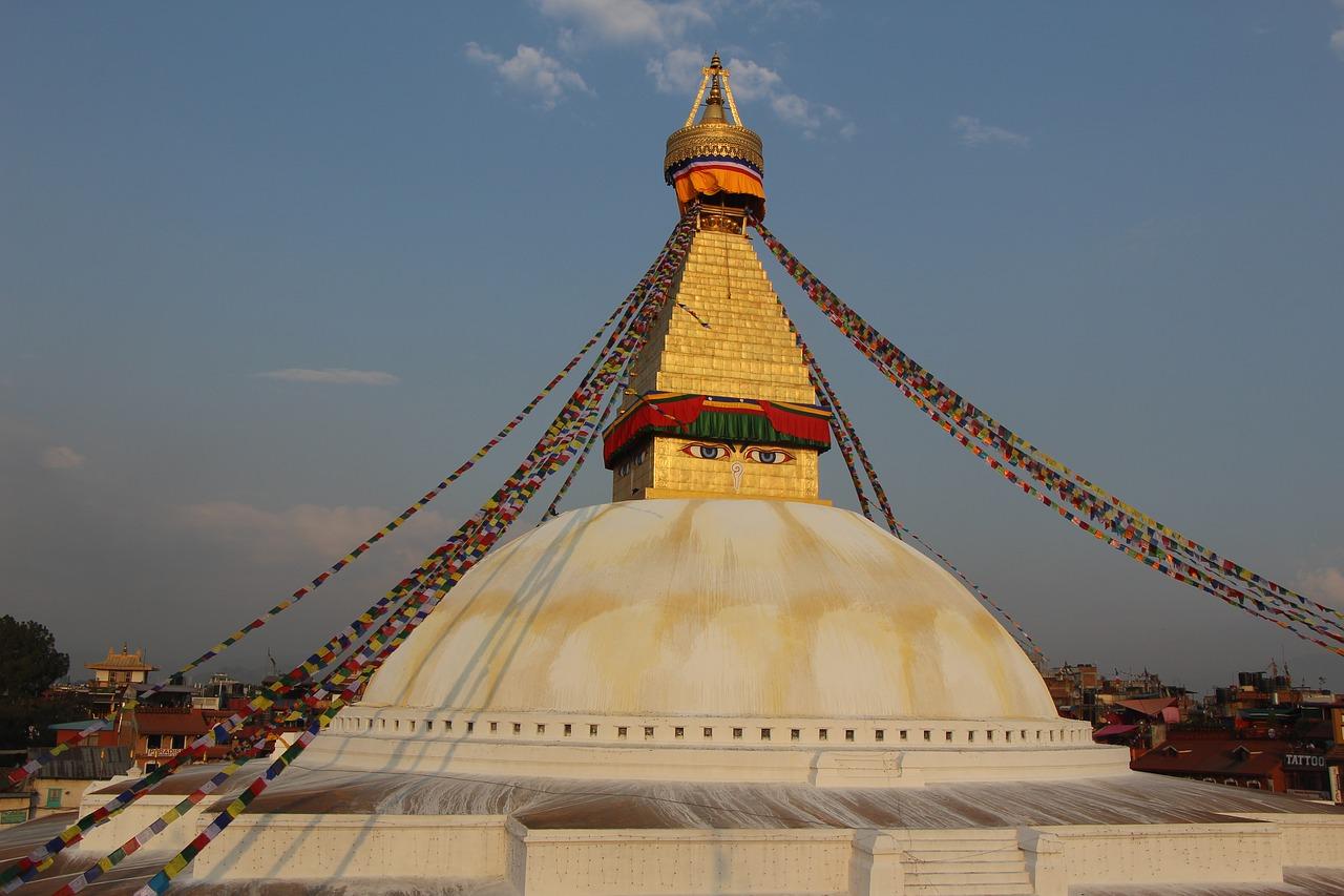 How I learned to go in circles in Kathmandu
